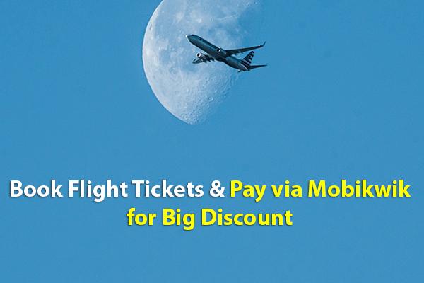 Pay via Mobikwik for Big Discount