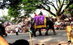 विभिन्न भारतीय शहरों में दशहरा मनाने के विभिन्न तरीके
