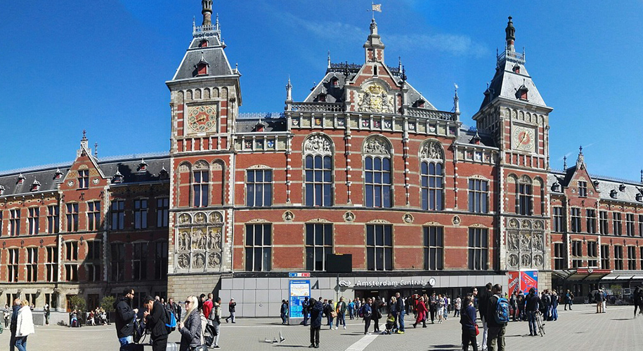 Amsterdam,-Netherlands