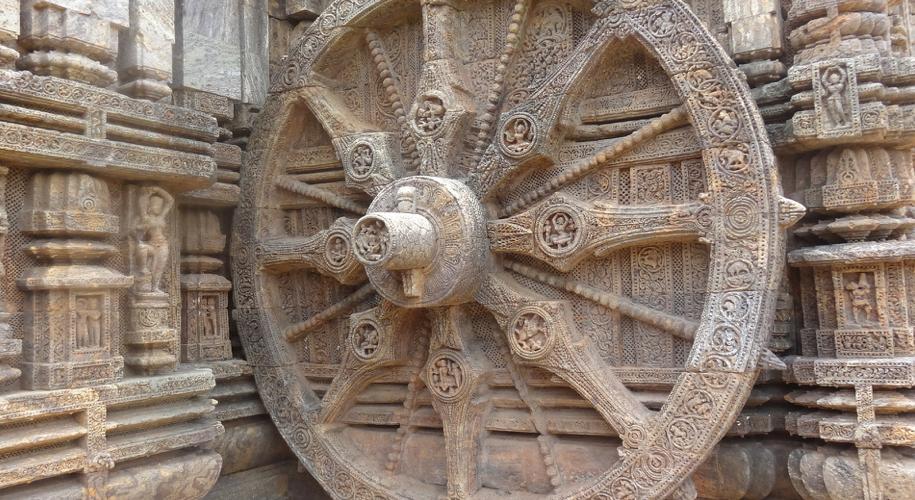 Konark, India