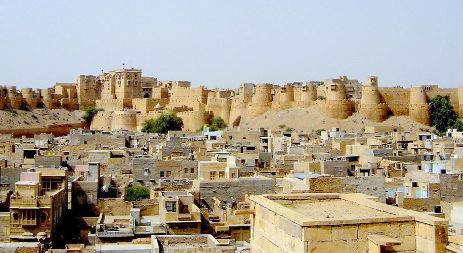 Reth Festival Jaisalmer Desert Festival