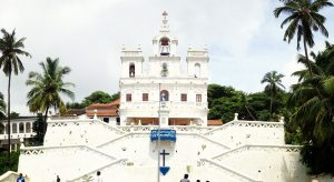 Churches-in-Goa