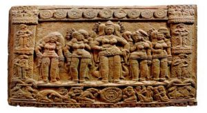 Amaravati Stupa in Amravati
