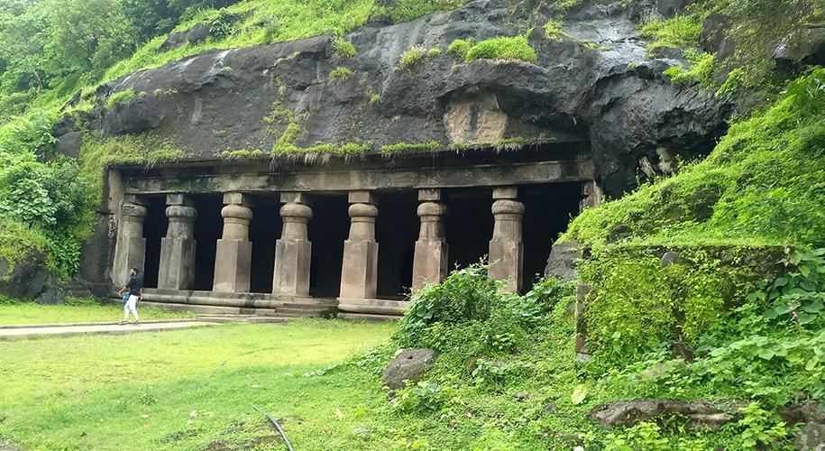Elephanta-Caves,-Mumbai