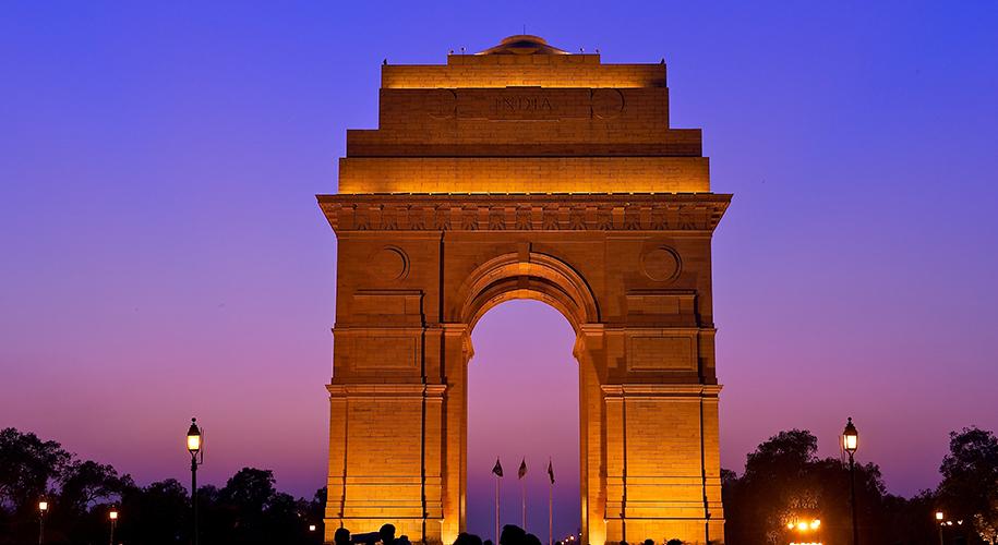 India-Gate,-Delhi