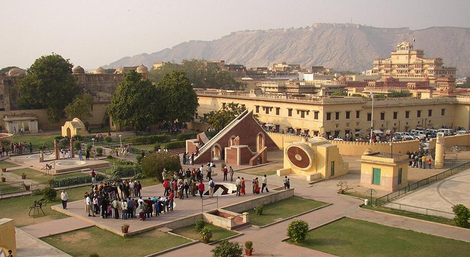Jantar-Mantar, Jaipur