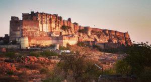 Mehrangarh-Fort,-Jodhpur