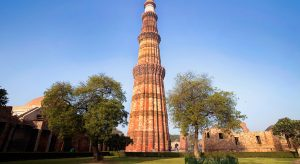 Qutb-Minar,-Delhi
