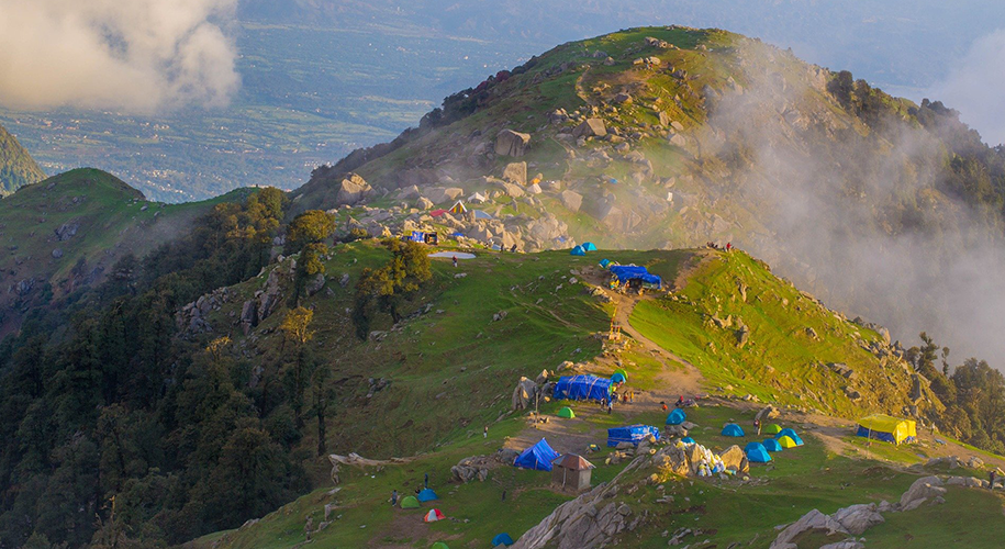 Triund-Trek-in-McLeodganj