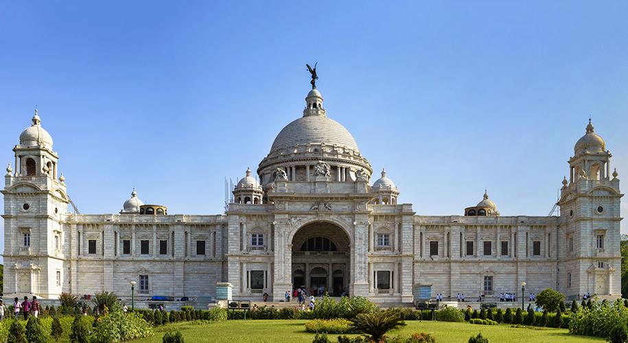 Victoria-Memorial,-Kolkata