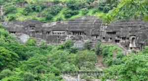 Ajanta Caves History