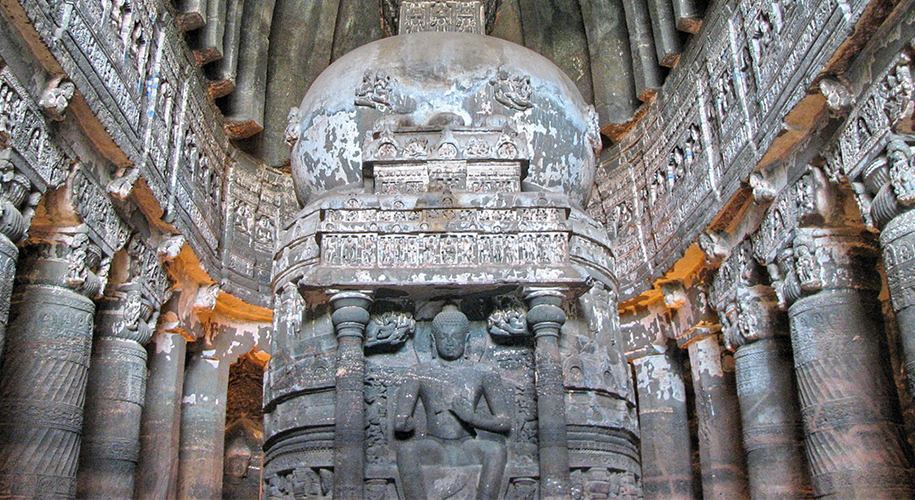 Ajanta Caves India Attractions
