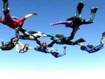 7 Top Places to Skydive in India
