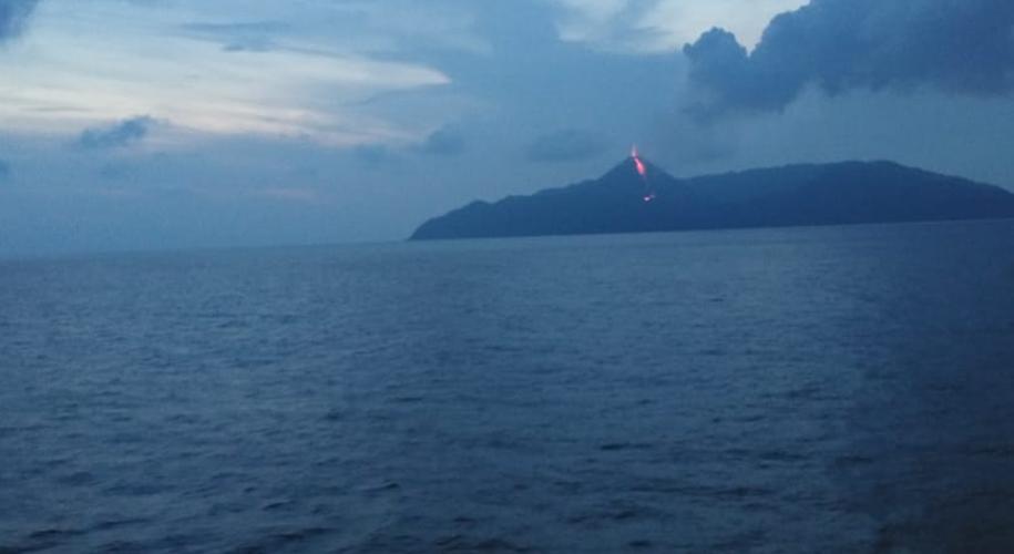 Volcano-Tour