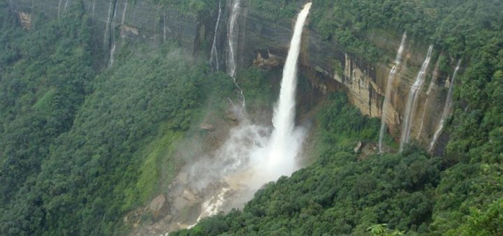 Top Destinations in India to visit in the Monsoon Season