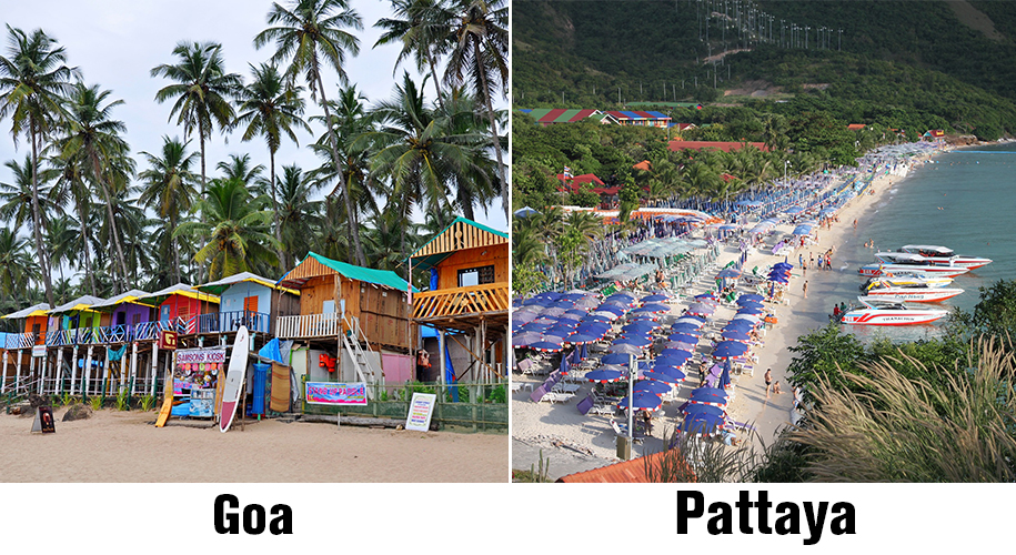Goa-Pattaya