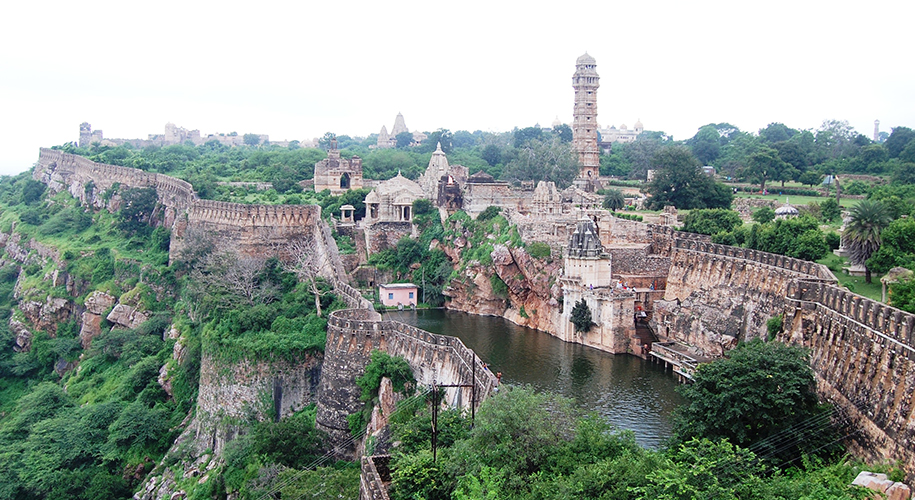 Historic place in Chittorgarh