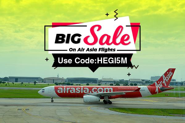 Big Sale on Flight Booking