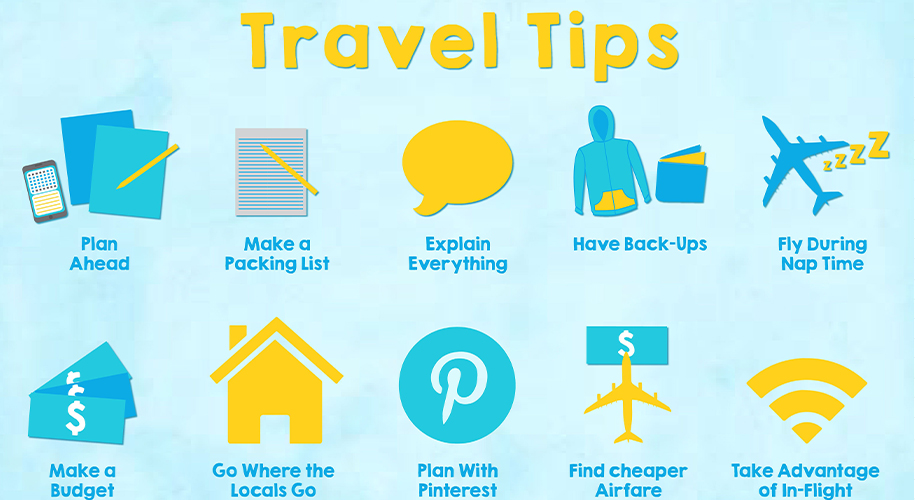travel tips from local
