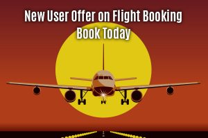 New User flight ticket deals