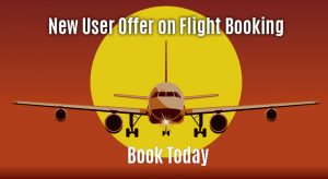 New User Flight Booking Offer