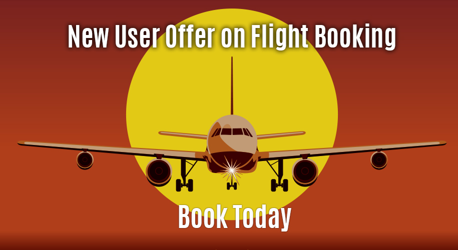 New User Flight Booking Offer