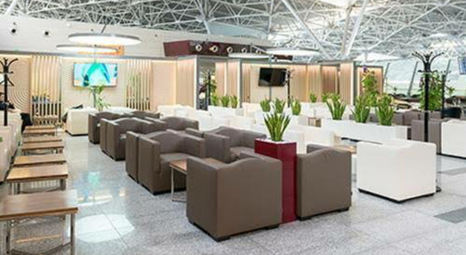 Get Airport Lounge Access