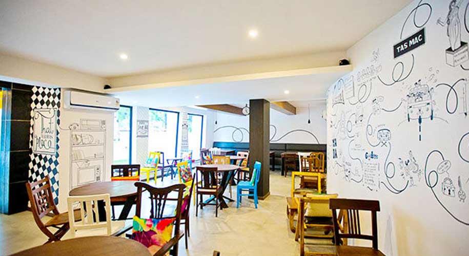 That Madras cafe