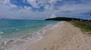 Ross and Smith Island Beach