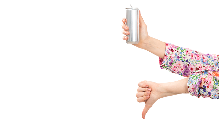 Avoid cans
