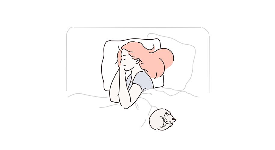 Getting proper sleep