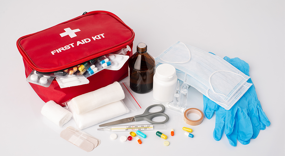 Pack-a-first-aid-kit