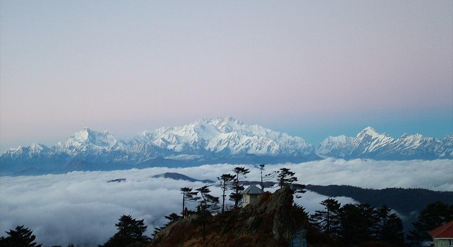 Sandakphu,-Darjeeling