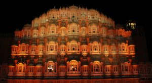 Hawa-Mahal, Jaipur