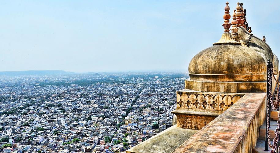 Nahargarh-Fort, Jaipur