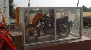 Bullet Baba, Rajasthan