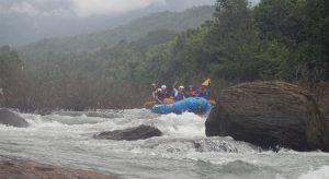 Chalippuzha Jungle River Rafting