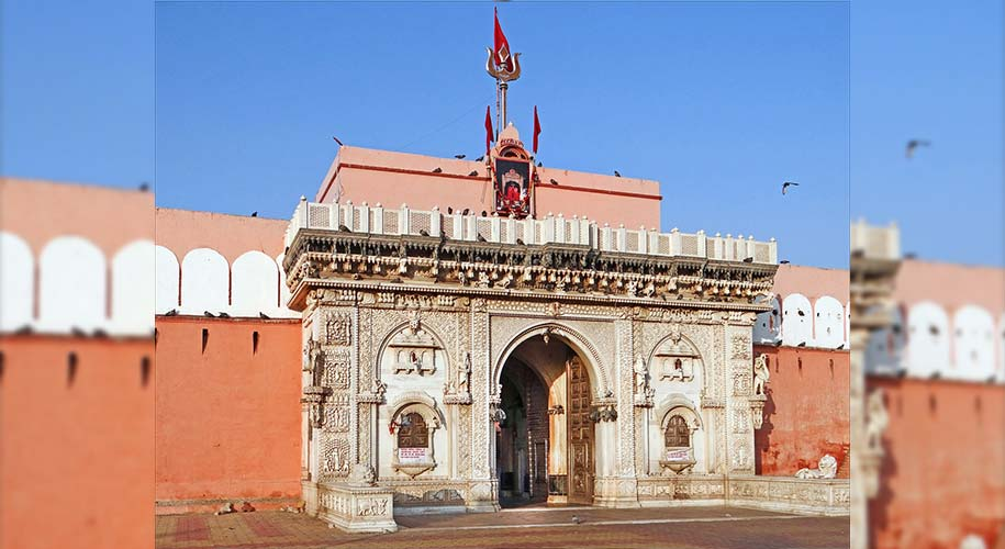 Karni Mata Temple, Rajasthan
