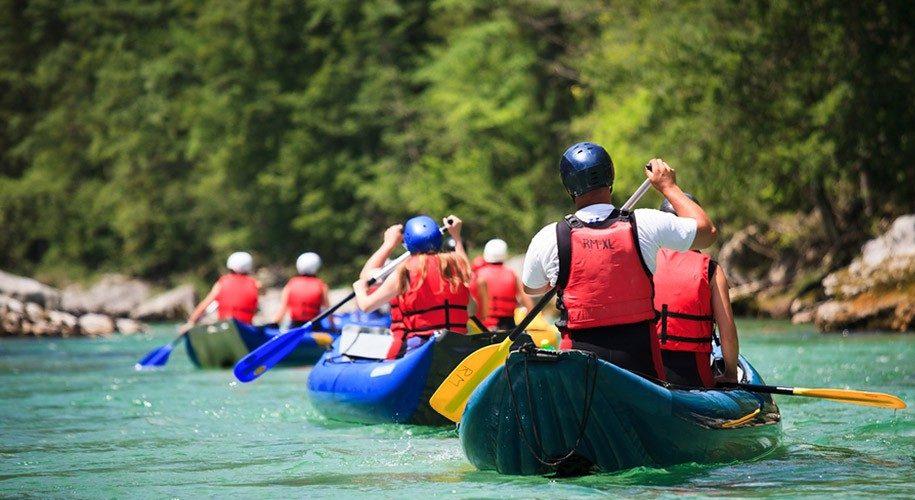 Rafting In Wayanad