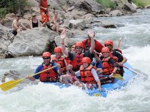Best Places to try River Rafting in South India