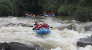 Rafting in Kondaji