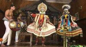 Kathakali Performance